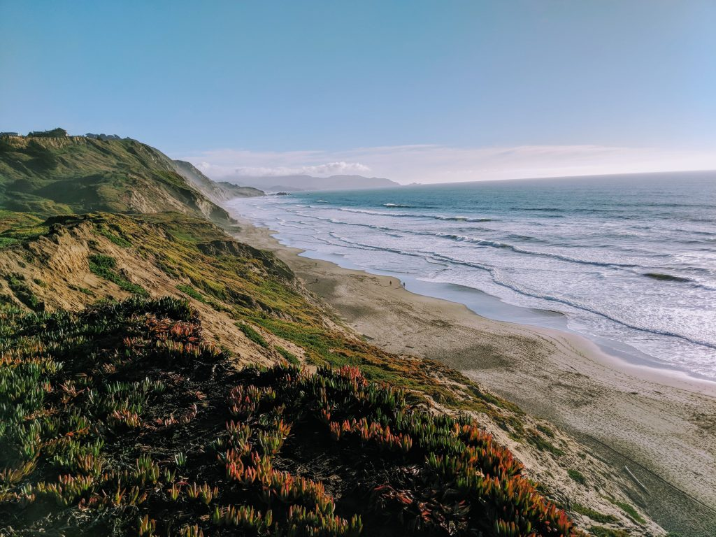 Fun things to do in San Francisco, Thornton State Beach