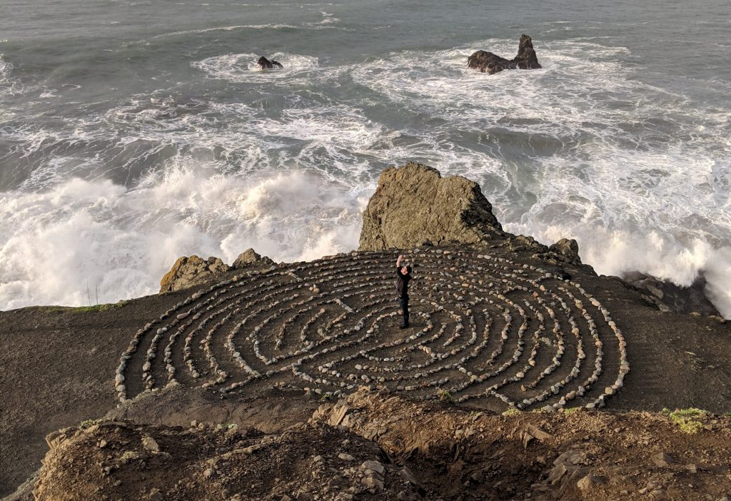 Fun things to do in San Francisco, Lands End labyrinth