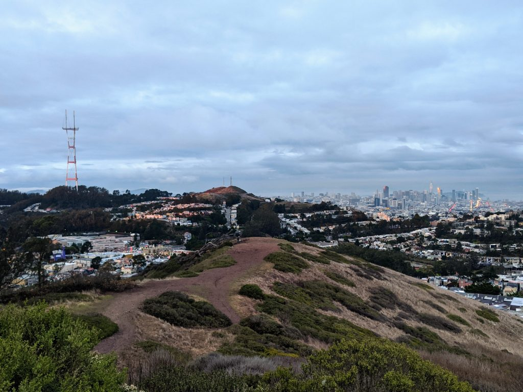 Fun things to do in San Francisco — Mount Davidson